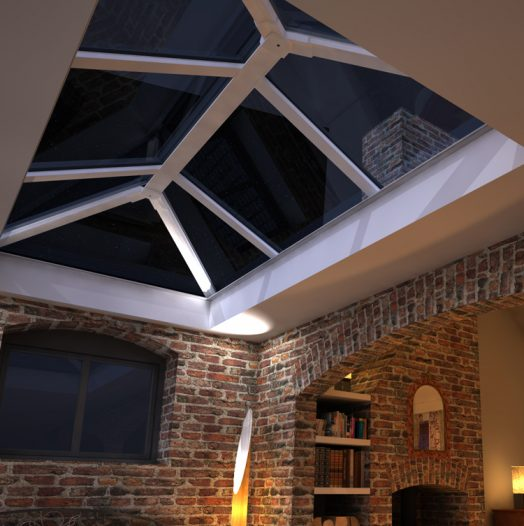 Skypod/Roof Lantern